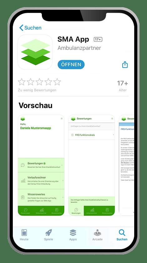 SMA-App Appstore