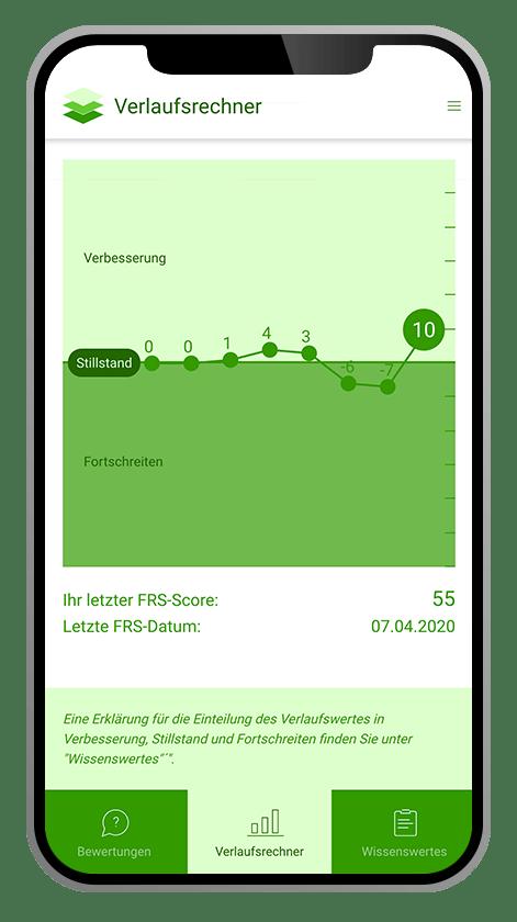 SMA-App Diagramm