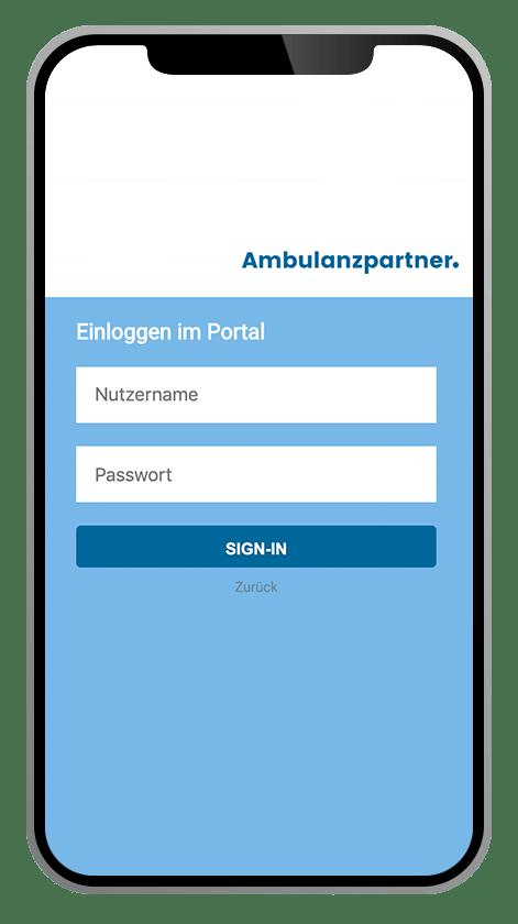 SMA-App Login