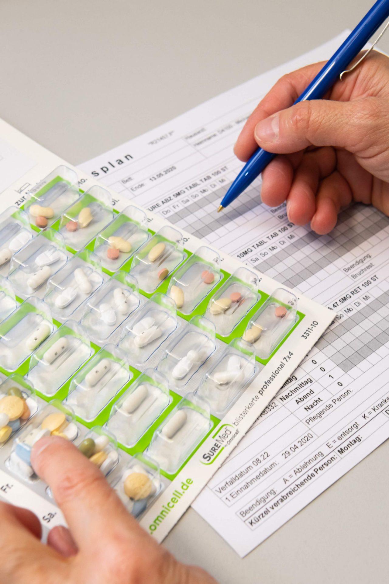 Medikamenten Management