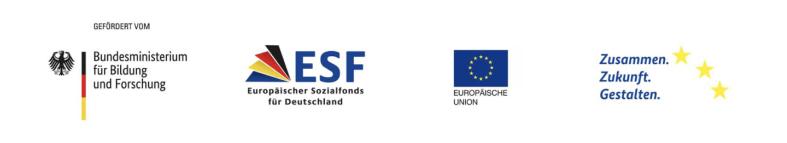 sponsored by BMBF ESF EU